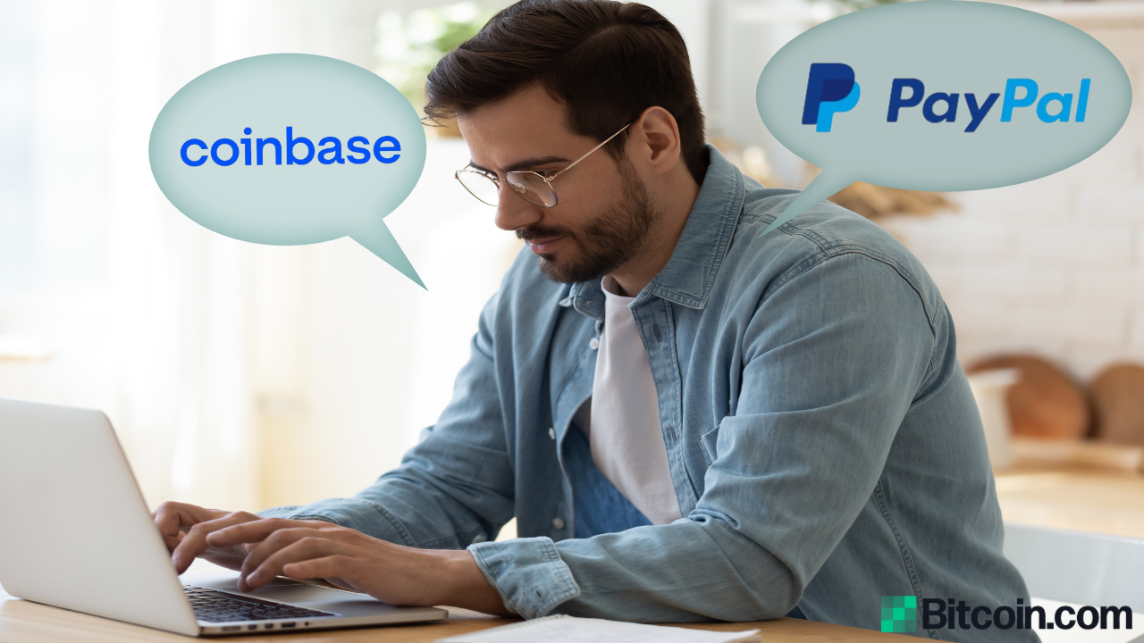 Coinbase Now Allow Millions of Customers to Buy Cryptocurrencies With Paypal