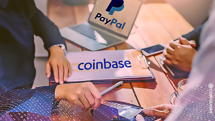 Coinbase Enables Crypto Purchase With PayPal