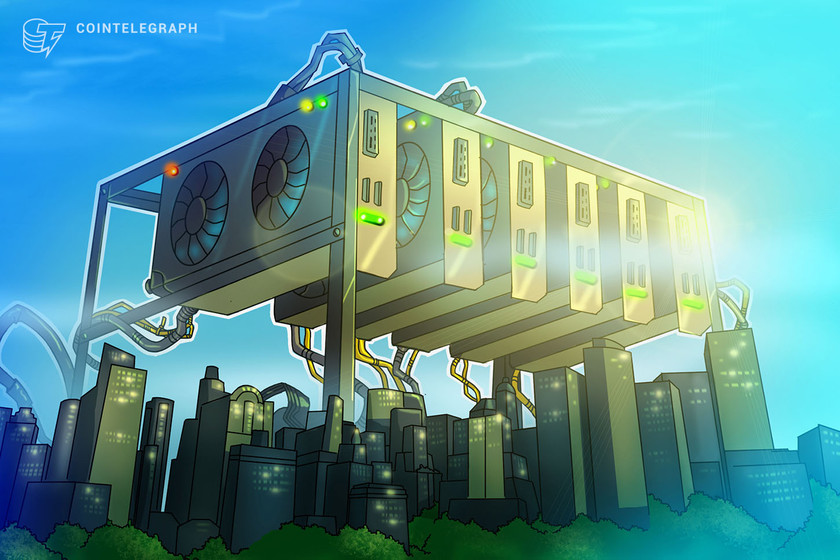 US firm splashes out on 4800 Bitcoin miners worth 34M