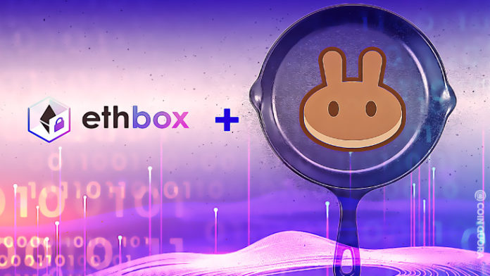 1621422398 ethboxs EBOX Now Listed on PancakeSwap