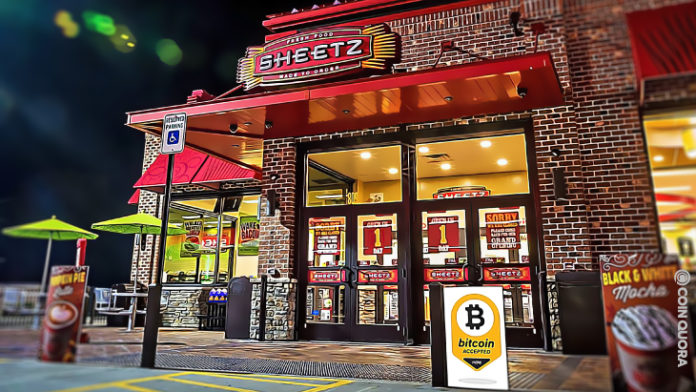 Bitcoin and Altcoins as Payments Options for Sheetz