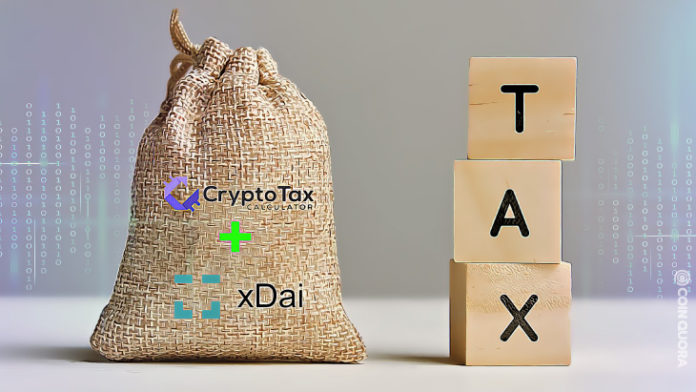 CryptoTaxCalculator and xDai Partners to Streamline Tax Recording