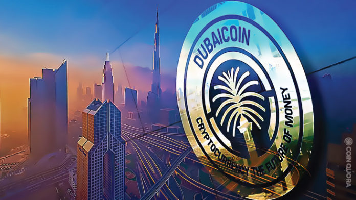 Dubai Coin cryptocurrency was never approved by any official authority