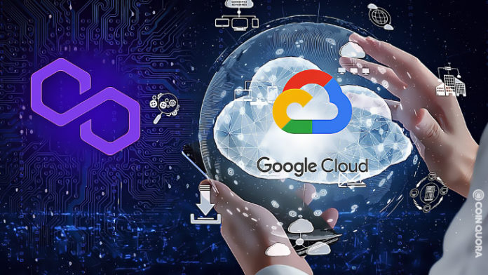 Google Cloud Now Provides Blockchain Insights for Polygon Network