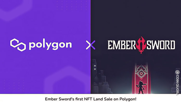 MMORPG Ember Sword Completes Successful