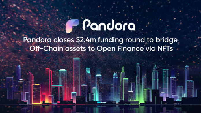 Pandora Raises 24M From Industry Heavyweights to Bridge off Chain Assets