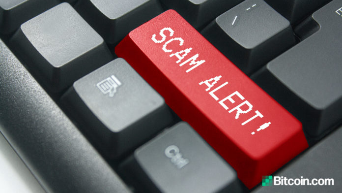 Regulator Warns of Fake Giveaway Cryptocurrency Scams – News Bitcoin
