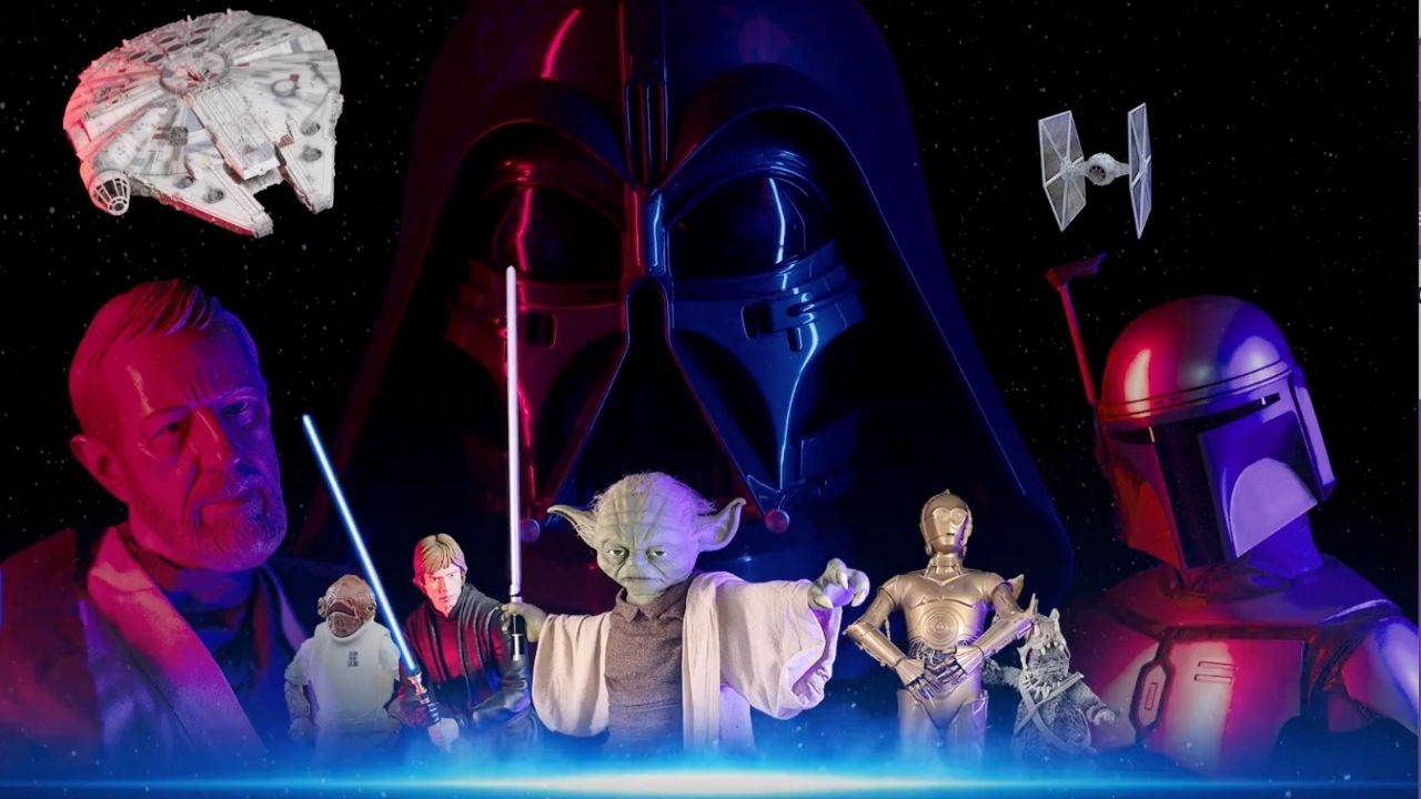 Star Wars Collectibles Go Digital as Collections Embrace NFTs –