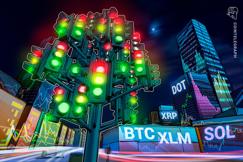 Top 5 cryptocurrencies to watch this week BTC XRP DOT