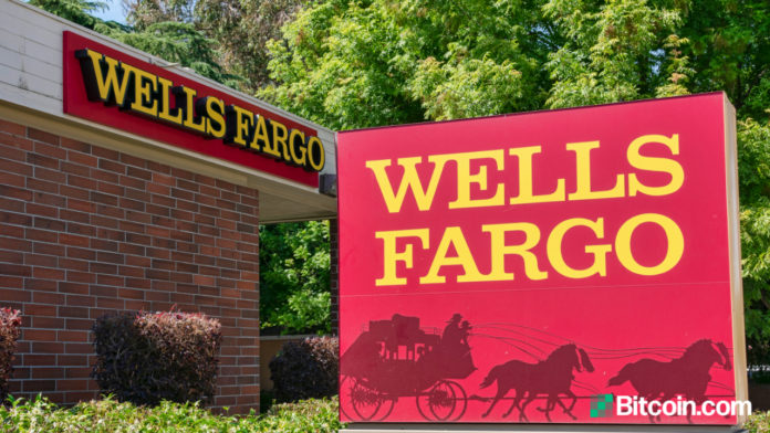 Wells Fargo Gets Into Crypto With Upcoming Professionally Managed Cryptocurrency