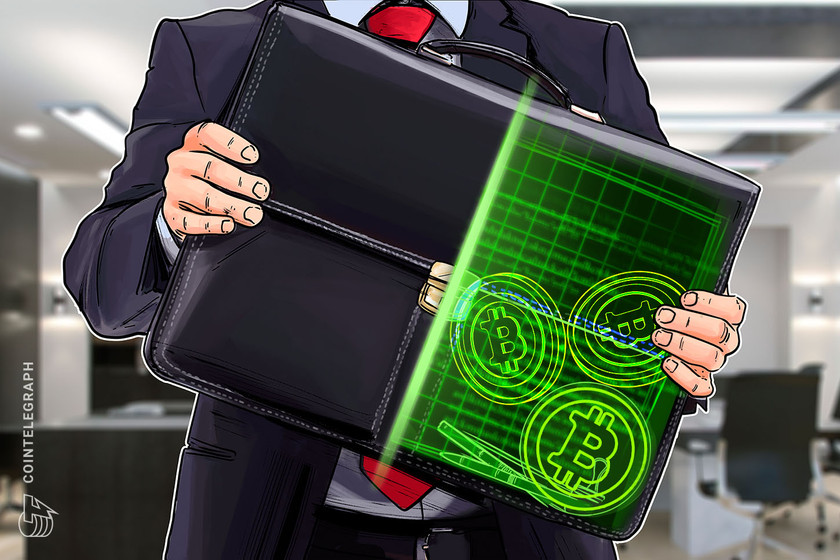 Big rise in financial advisers adding crypto assets to client
