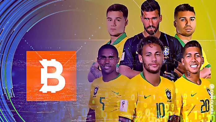 Brazilian National Soccer Team and Bitci Release NFT Tokens