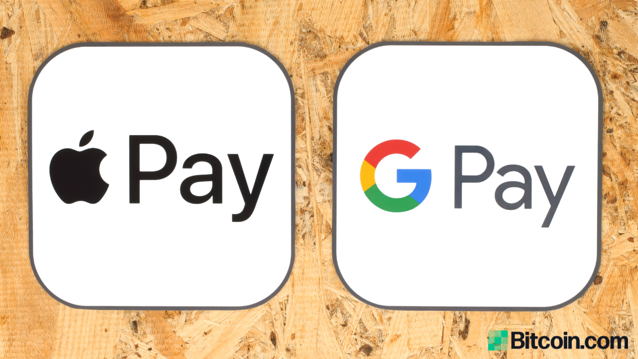 Coinbase Card Integrates With Apple Pay and Google Pay —