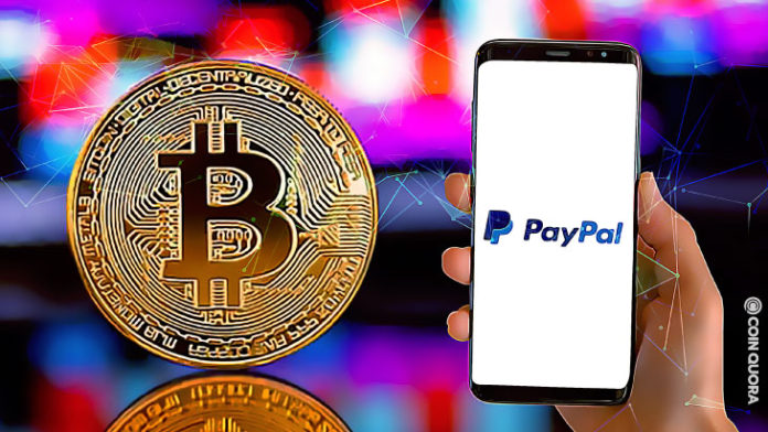 Crypto Withdraw Option Soon to Launch on PayPal
