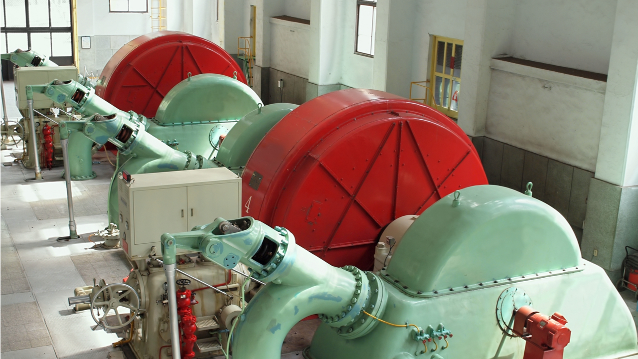 Hydropower Stations Offered for Sale Amid China's Crackdown on Crypto Mining