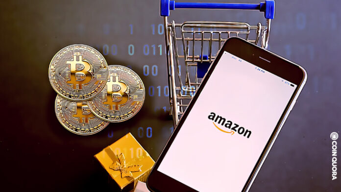 Amazon Is Hiring For Digital Currency and Blockchain Expert