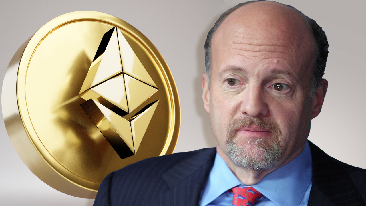 Analyst Jim Cramer Calls Ethereum the 'Pied Piper of Crypto' but Won't Add to His Position