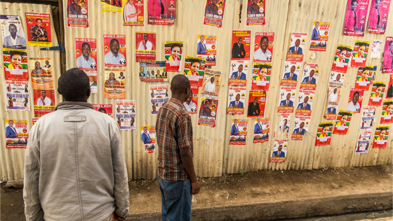 Candidate for Kenyan Elections Body Says Adopting Blockchain Will Reduce