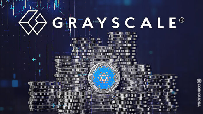 Cardano Becomes Grayscale Third Largest GLDC Fund Holdings