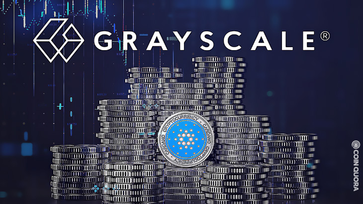 Cardano Becomes Grayscale Third-Largest GLDC Fund Holdings
