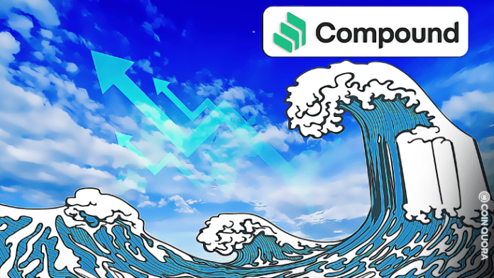 Compound COMP Surges Above 65 in the Past Week