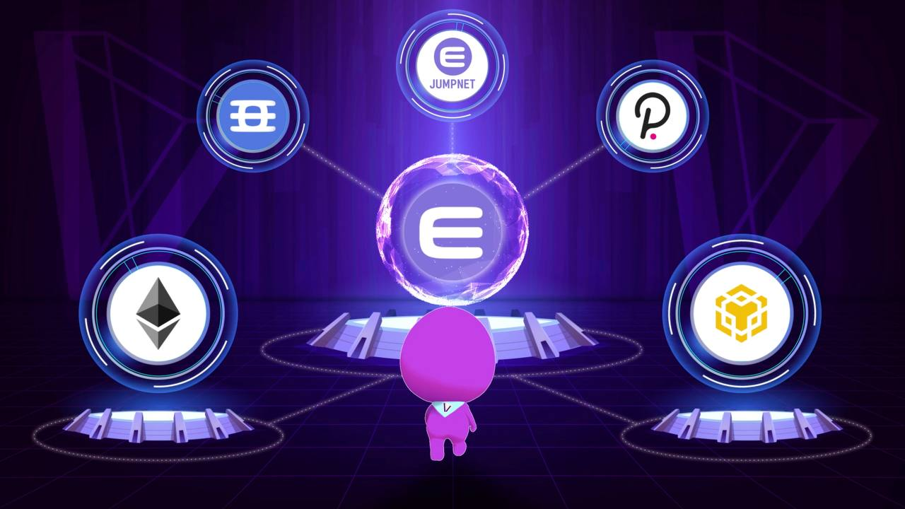 Dvision Network Bringing a New NFT Experience on Enjin Blockchain