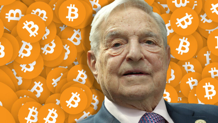 George Soros Investment Fund Is Reportedly Trading Bitcoin Products –