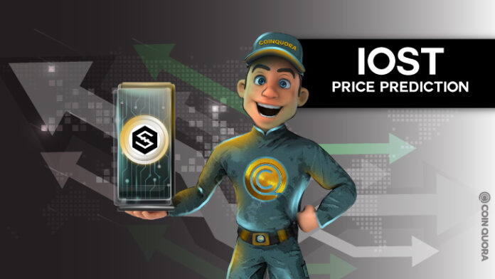 IOST Price Prediction 2021 – Will IOST Hit 0.08 Soon