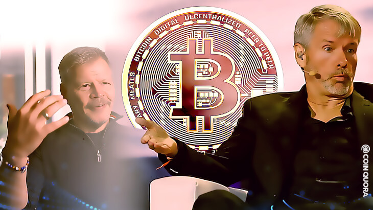 Michael Saylor and Sven Henrich Discuss Bitcoin and Crypto Market