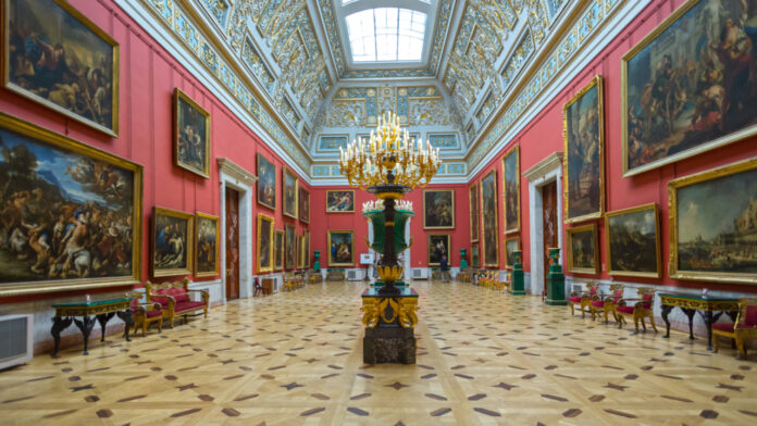 Russias Famous Hermitage Museum Aims to Raise Funds With NFTs