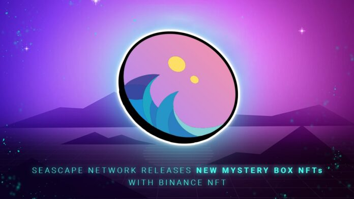 Seascape Network and Binance NFT Release Exclusive Zombie Mystery Box