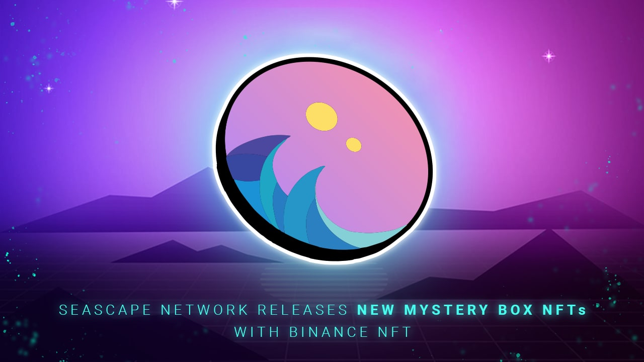 Seascape Network and Binance NFT Release Exclusive Zombie Mystery