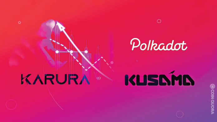 Trading is Now Live on Karura Swap – The First Decentralized Exchange on Kusama and Polkadot