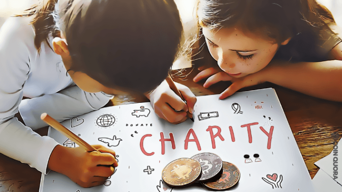 UK Based Charity Received Over 100K Donations