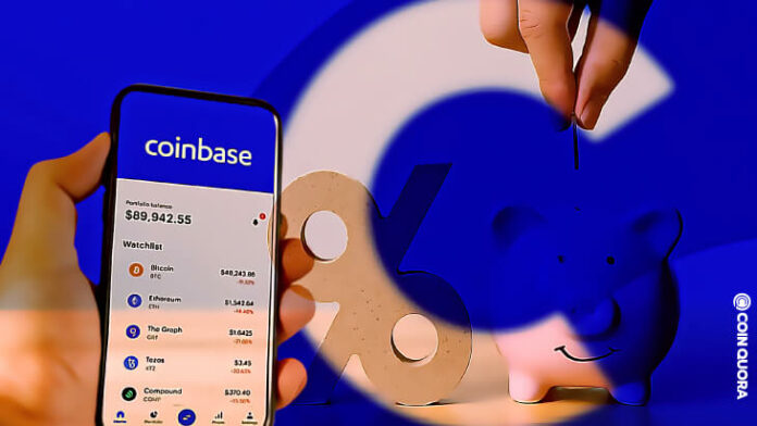 USDC Holders Can Earn 4 APY on Coinbase