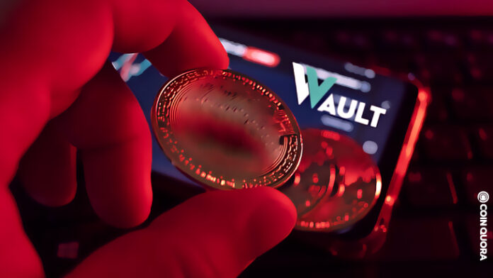 Up and Coming DeFi Platform Wault Finance Introduces Commerce Backed Stablecoin