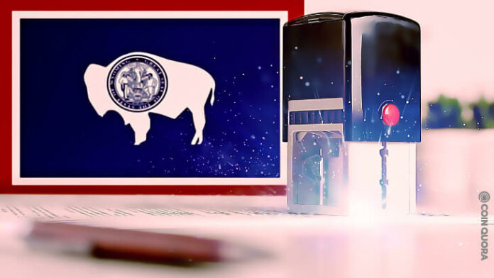 Wyoming Paves the Way Approves First DAO in the USA