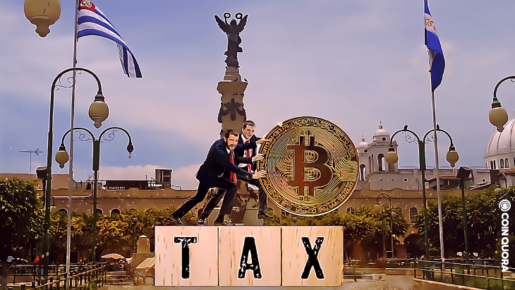 El Salvador Foreign Investors Exempted From Tax on Bitcoin Profits