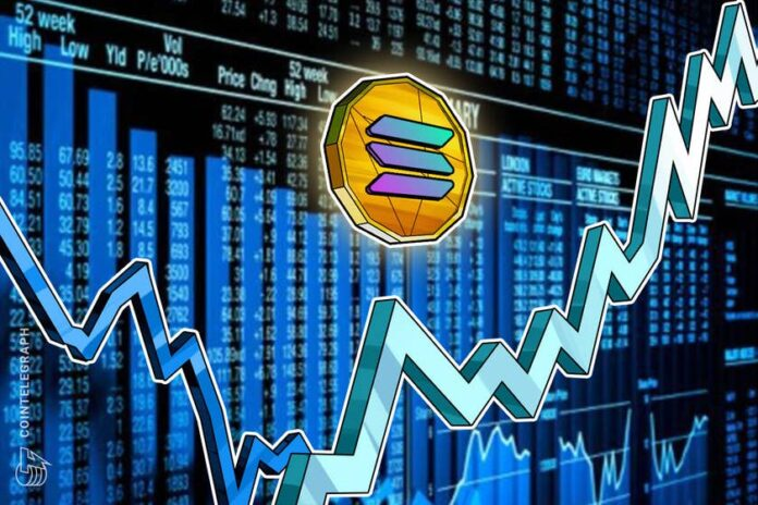 Institutional traders flock to Solana as demand for ETH and