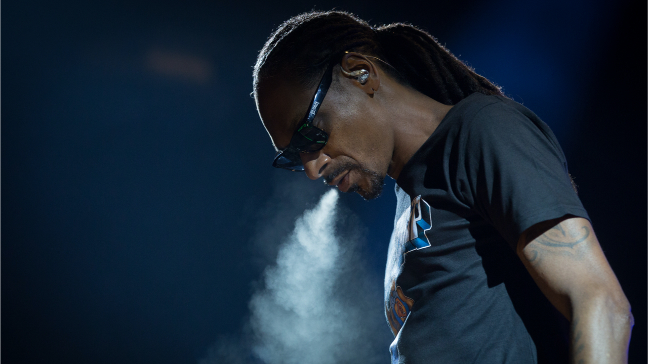 Snoop Dogg Reveals Rapper Is a Crypto Whale With Millions